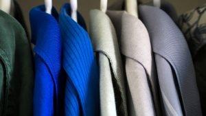 Kurzarm Hemd waschen