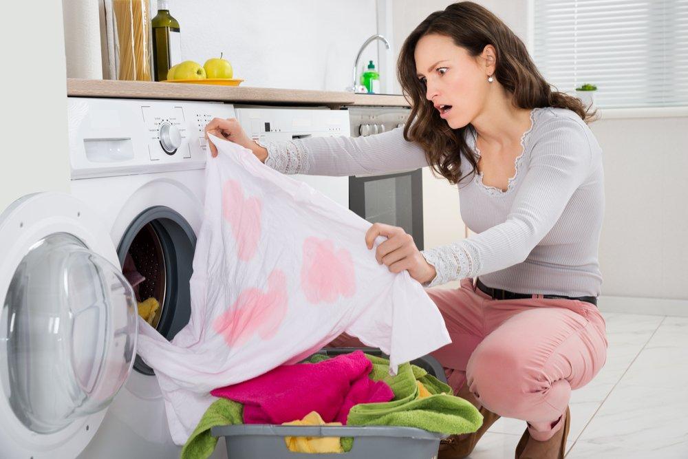Kleidung beim waschen verfarbt was tun