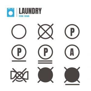 waschsymbole alle infos zu pflegekennzeichen und. Black Bedroom Furniture Sets. Home Design Ideas