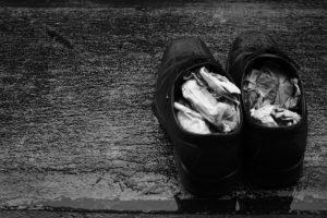 Tipps zum Schuhe waschen