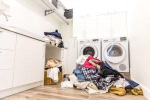 Hilfe bei pflegeleichter Wäsche