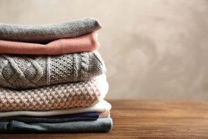 Textilien Pflege, Kleidung waschen