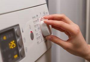 Handtücher waschen 95 Grad Celsius