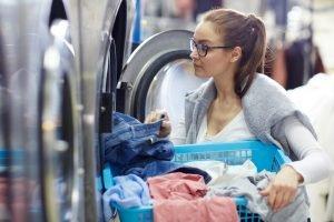 Kleidung Reinigung