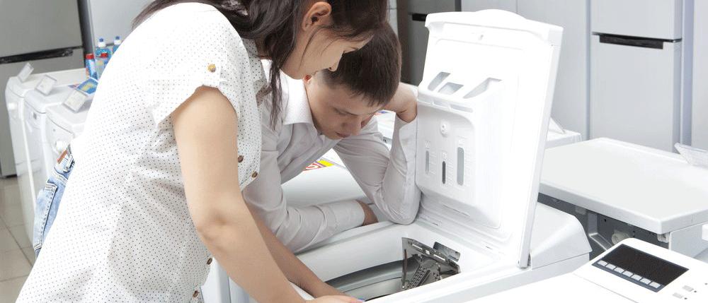 Sehr Toplader Waschmaschine im Test & Vergleich: Passen in schmale Spalten RC48