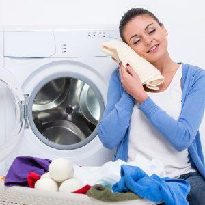 Trocknerbälle Wäsche weicher