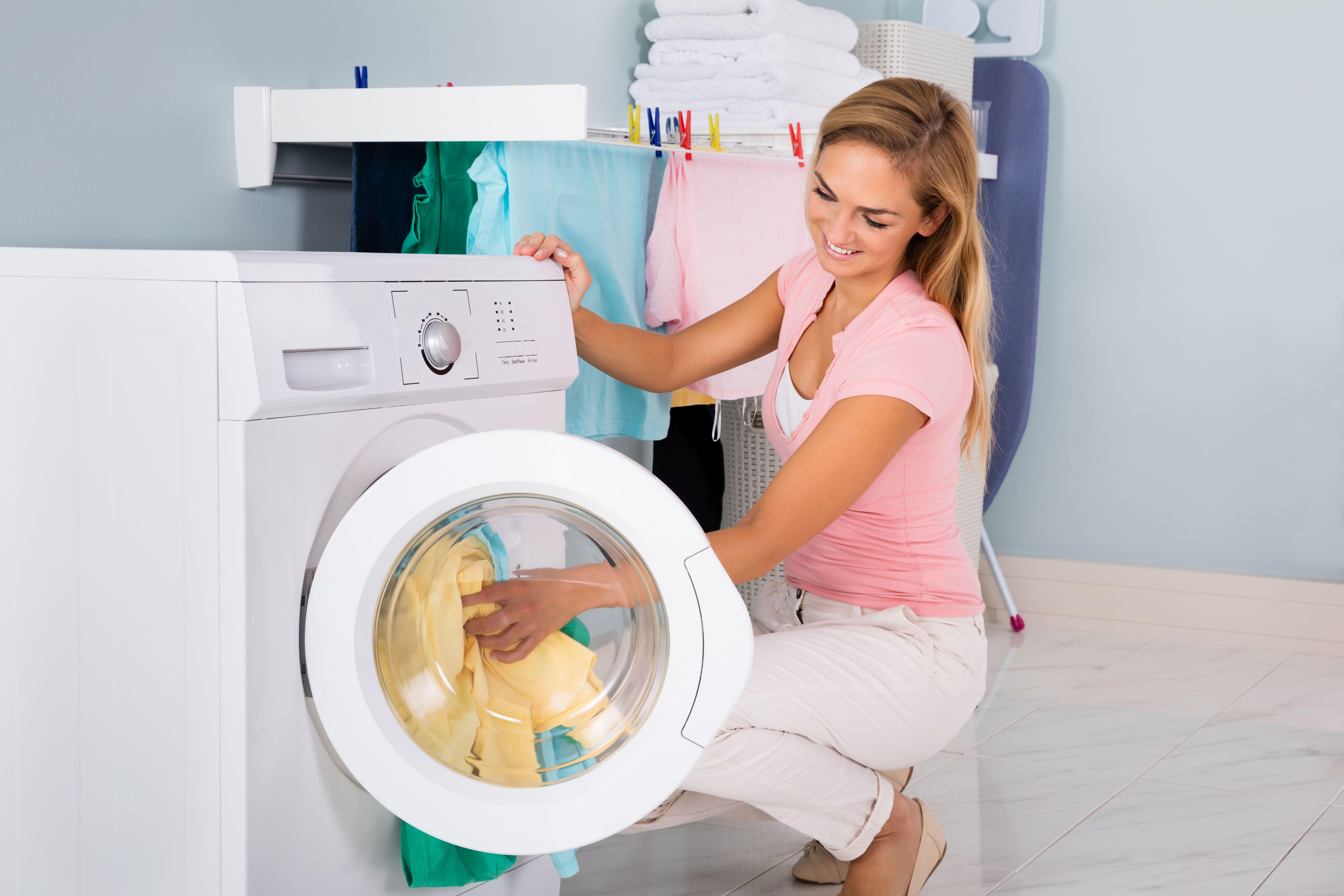 sparen beim waschen