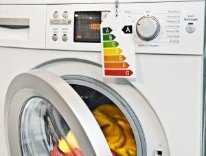 spar waschmaschine mit Energieeffizienzlabel