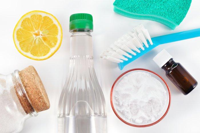 Inhaltsstoffe für umweltfreundliche Putzmittel
